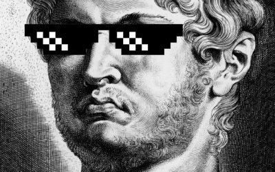 Ki hordott először napszemüveget?