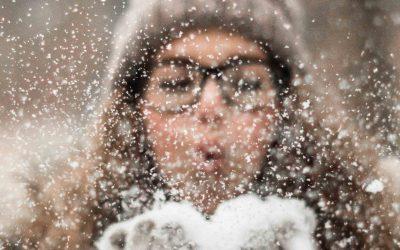 Télen is szemüvegben