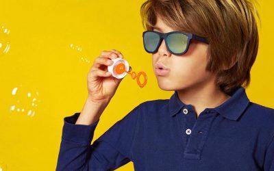 Egyre több szülő tudja, hogy a napszemüveg nem (csak) divatkellék!
