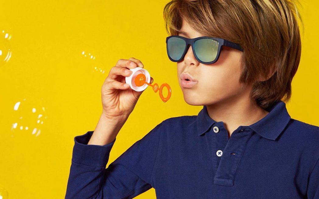 Egyre több szülő tudja, hogy a napszemüveg nem(csak) divatkellék!